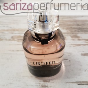 GIVENCHY  LINTERDIT  EDPS  50ML