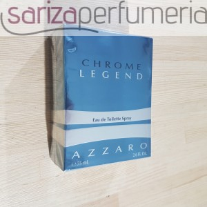 AZZARO Chrome Legend EDT spray 75ml