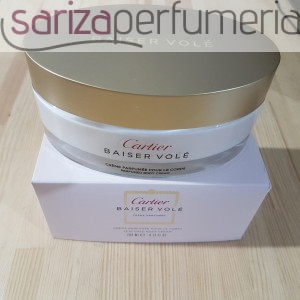 CARTIER Baiser Vole Creme Corps BODY LOTION 200ml