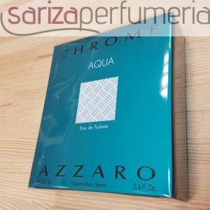 AZZARO Chrome Aqua EDT spray 100ml