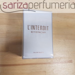GIVENCHY  LINTERDIT  EDTS  80ML